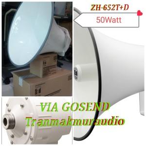 Harga corong toa 50watt zh 652d non matching horn speaker | HARGALOKA.COM