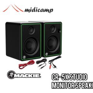 Harga speaker flat studio monitor mackie cr5x cr5 5 | HARGALOKA.COM