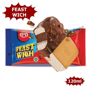 Harga ice cream es krim sandwich feast wich | HARGALOKA.COM