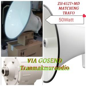 Harga corong toa 50watt zh 652t md matching trafo horn speaker | HARGALOKA.COM