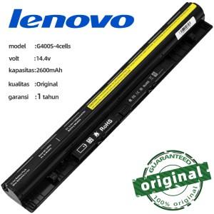 Harga baterai original lenovo ideapad g400s g405s g410s g500s g505s | HARGALOKA.COM