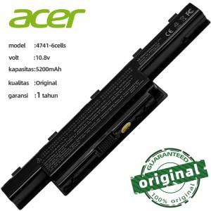 Harga batre baterai laptop acer 4349 4738 4739z 4741 e1 421 e1 431 4738z   HARGALOKA.COM