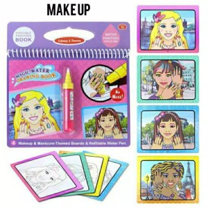 Harga water magic doodle book colouring and drawing mainan edukasi anak   make | HARGALOKA.COM