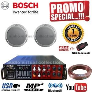 Harga paket speaker ceiling bosch isi 2pcs original | HARGALOKA.COM