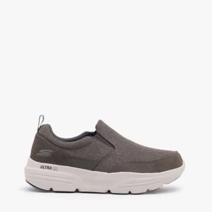 Harga sepatu sneakers pria skechers gowalk duro khaki | HARGALOKA.COM