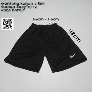 Harga celana pendek jumbo premium pria wanita ika fashion tanah   HARGALOKA.COM