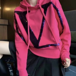 Harga atasan sweater hoodie import wanita ready | HARGALOKA.COM