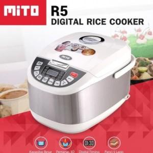Harga magic com digital rice cooker mito r5 8 in 1 penanak nasi | HARGALOKA.COM