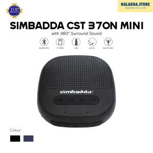 Harga simbadda cst 370n mini   speaker super bass bluetooth portable     HARGALOKA.COM