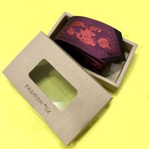 Harga dasi batik fashion dengan kotak   | HARGALOKA.COM