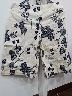 Harga celana batik kulot premium panjang 3 4 motif 3 4 5   3 | HARGALOKA.COM