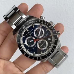Harga jam tanga pria tissot prs516 chronograph watch | HARGALOKA.COM