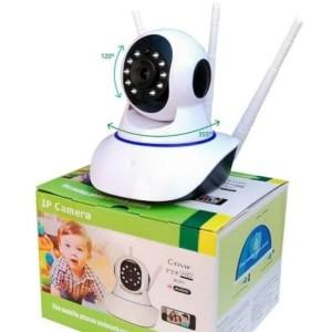 Harga ip camera yosse 3 antena p2p pasang wifi | HARGALOKA.COM