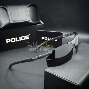 Harga kacamata fashion pria police original full titanium anti silau     HARGALOKA.COM