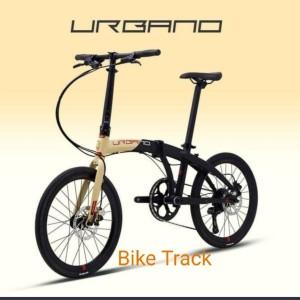 Harga polygon sepeda lipat urbano 5 20 34 | HARGALOKA.COM