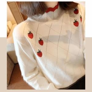 Harga strawberry on the blouse top premium korean style import 701   | HARGALOKA.COM