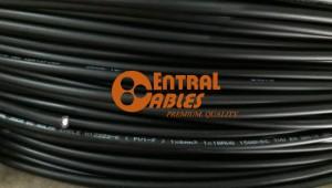 Harga pv1 f 6 mm2 10 awg pv 1f solar panel cable kabel panel surya 1000v   | HARGALOKA.COM