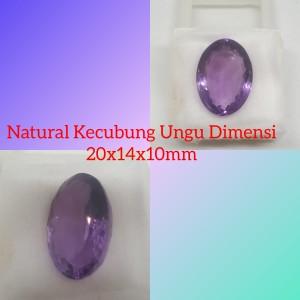 Harga natural kecubung ungu | HARGALOKA.COM