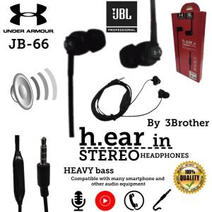 Harga hf headset jbl under armour jb 66 in ear super stereo sound heavy | HARGALOKA.COM