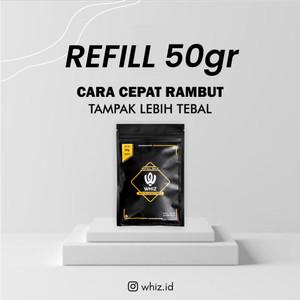 Harga caboki 30gr hair building fiber kirim via gojek grab   refil | HARGALOKA.COM