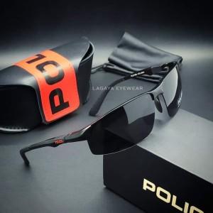Harga kacamata police 2120 original nyaman saat dipakai     HARGALOKA.COM