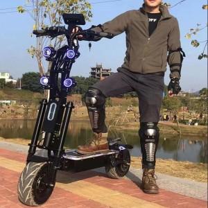 Harga toursor 13 inch dual motor listrik skuter electric scooter   HARGALOKA.COM