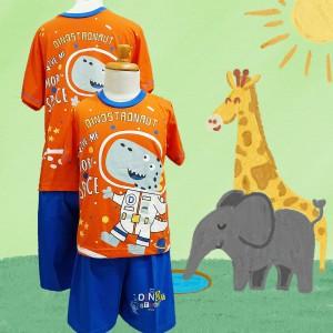 Harga baju tidur anak anne claire dinostranaut st lgn pdk cln pdk   | HARGALOKA.COM