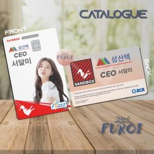 Harga kartu flazz bca kartu emoney mandiri start up sandbox id card   flazz gen 2 seo dal | HARGALOKA.COM