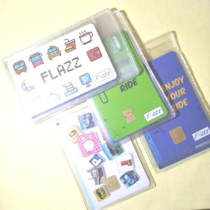 Harga kartu flazz bca e toll saldo 0 card   HARGALOKA.COM