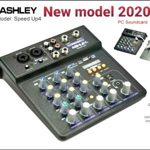 Harga mixer ashley speed up 4 original bluetooth   usb recording 4 | HARGALOKA.COM