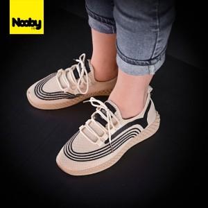 Harga sepatu sneakers slip on selop wanita import korea nooby sonya   | HARGALOKA.COM