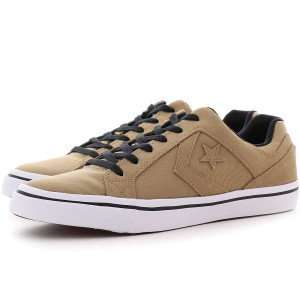 Harga sepatu sneakers pria converse eldistrito 2 ox khaki | HARGALOKA.COM