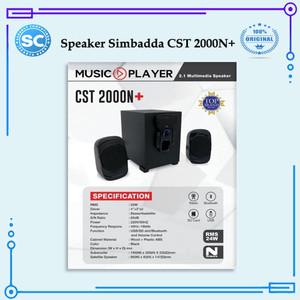 Harga speaker simbadda cst 2000n   HARGALOKA.COM
