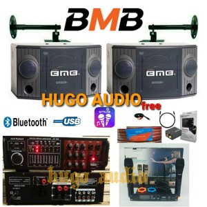 Harga paket sound system karaoke bmb i 8 inch   HARGALOKA.COM