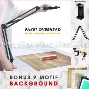 Harga overhead bracket holder hp background foto video | HARGALOKA.COM