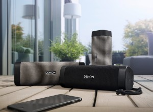 Harga denon bluetooth speaker dsb150 waterproof portable bluetooth | HARGALOKA.COM