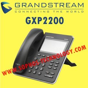 Harga ip phone grandstream gxp2200   gigabit multimedia for | HARGALOKA.COM