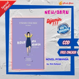 Harga novel remaja 34 hidup apa adanya 34 novel romantis korea kim | HARGALOKA.COM