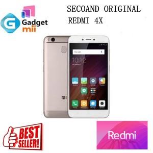 Harga xiaomi redmi 4x ram 3 32gb seken original mulus reddy   | HARGALOKA.COM