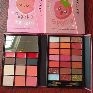 Harga eyeshadow anylady buku special make up set | HARGALOKA.COM