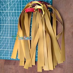 Harga karet ketapel slingshot warna gold t 1 | HARGALOKA.COM