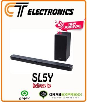 Harga lg sl5y soundbar wireless subwoofer bluetooth 2 1 ch hdmi usb | HARGALOKA.COM