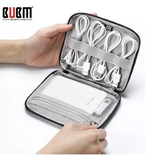 Harga bubm tas mini gadget cable organizer bag travel softcase   | HARGALOKA.COM