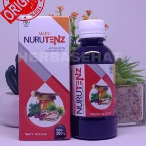 Harga madu nurutenz   madu herbal alami atasi darah tinggi   HARGALOKA.COM