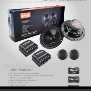 Harga speaker split 6 5inch universal high | HARGALOKA.COM
