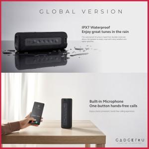 Harga xiaomi portable bluetooth speaker 16w waterproof outdoor global ver   | HARGALOKA.COM