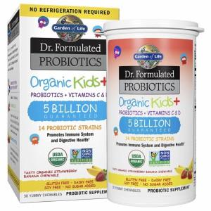 Harga garden of life probiotics organic kids vitamin c amp d   30 | HARGALOKA.COM