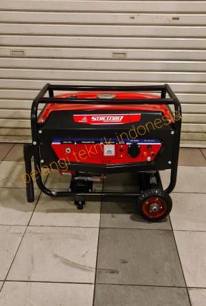 Harga genset bensin 3000 watt sf 5800 e electric stater avr | HARGALOKA.COM