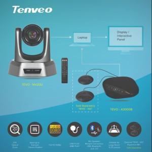 Harga tenveo video conference system camera ptz mic speaker | HARGALOKA.COM