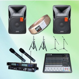 Harga paket sound system audio meeting seminar ukuran sedang 4 | HARGALOKA.COM